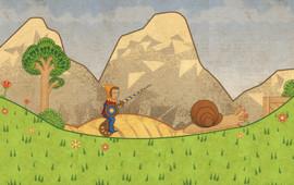 Balancelot游戏:魔性的独轮车模拟器游戏!