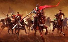 战国时代Warring States:秦朝背景的策略战旗游戏