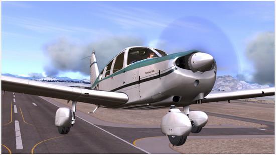 Dovetail飞行学校:真实的飞行模拟游戏