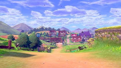 《宝可梦 剑/盾》公开:任天堂发布宝可梦新作