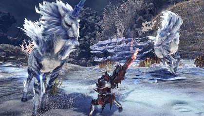 怪物猎人世界冰原dlc内容盘点:加入全新怪物和动作!