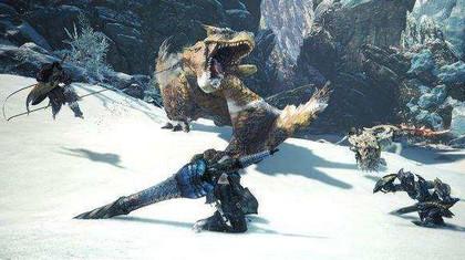 怪物猎人世界冰原dlc测试须知:PS4会员玩家优先!