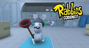 疯狂兔子编程是怎样的游戏?育碧在线教你写代码!