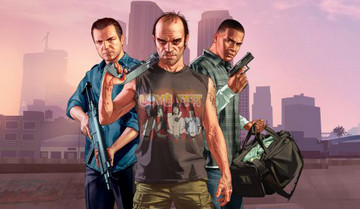 GTA6开发人员爆料:地图超大,主角开启无间道!