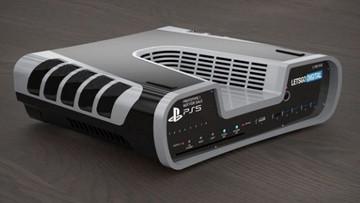 PS5主机LOGO公开,2020年末假期确认发售!