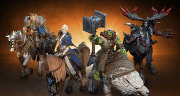 魔兽争霸3重制版PC配置公布:需30G硬盘空间!