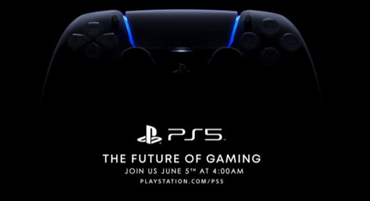 PS5游戏发布会即将开启,6月5日凌晨一睹为快!