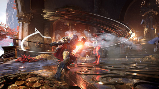 PS5护航大作《众神陨落》情报:实体游戏封面公布!
