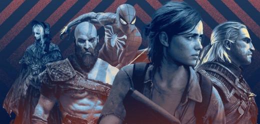 PS4游戏排行榜TO25出炉,IGN评选榜单是否客观?