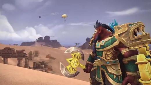 魔兽世界怀旧服玩家特权:9.0暗影国度角色直升免费!