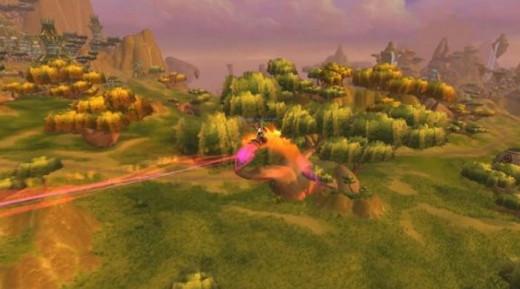 怀旧服燃烧的远征曝光:魔兽世界将迎来全新地图!
