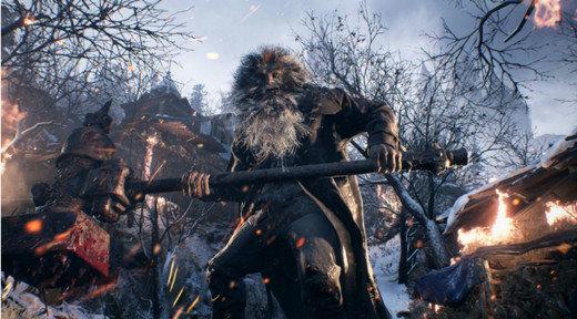 生化危机8发售时间确定:并公布更多游戏截图!