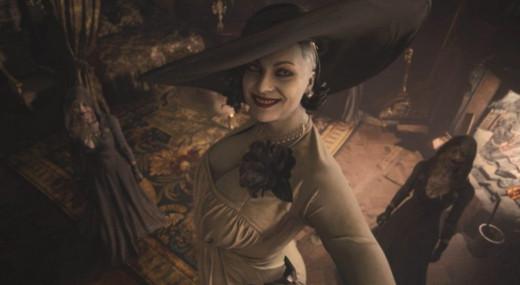 生化危机8吸血鬼夫人身高公布:2.9米逆天高度!