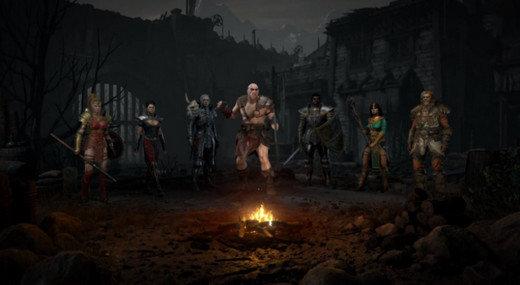 暗黑破坏神2重制版确认,将登陆各大游戏平台!