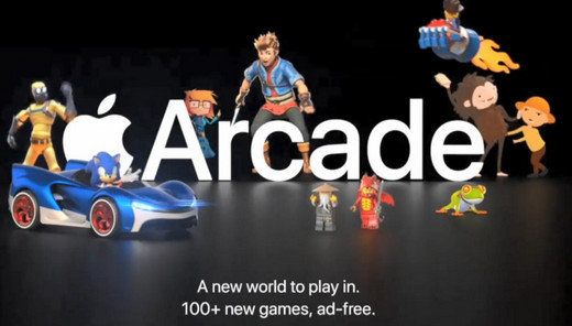 Arcade加入30款新游戏:包括2k21等精彩手游!