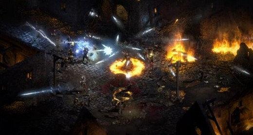 暗黑破坏神2重制版发售日期:9月23日正式上市!
