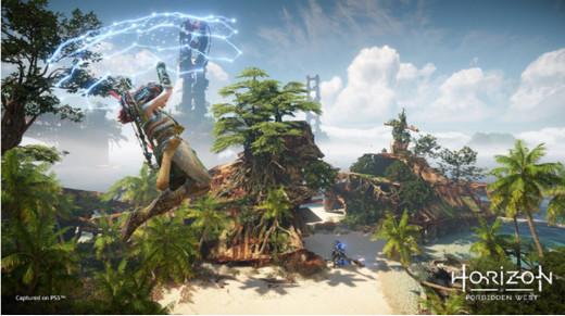 地平线西部禁域PS5版将升级,索尼改口支持免费升级!