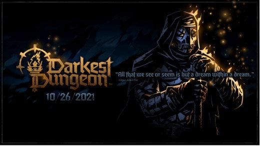 暗黑地牢2Epic限时独占:10月26日开启试玩!