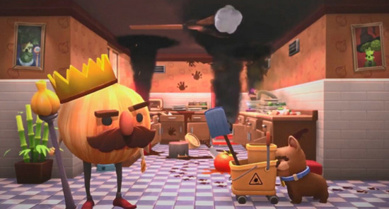 胡闹厨房2双人图片