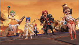 梦幻西游3D角色大全 梦幻西游3D角色选择推荐